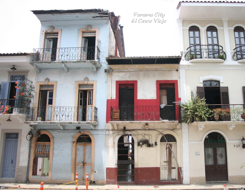 Panama, Panama City, Casco Viejo