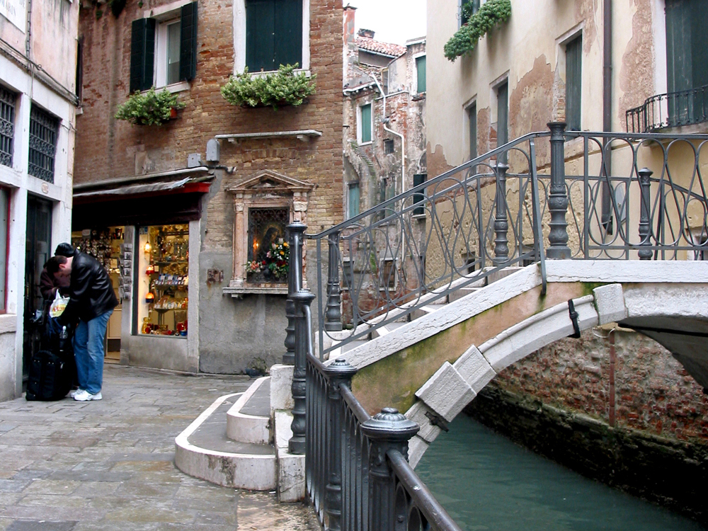 Venise et ses canaux