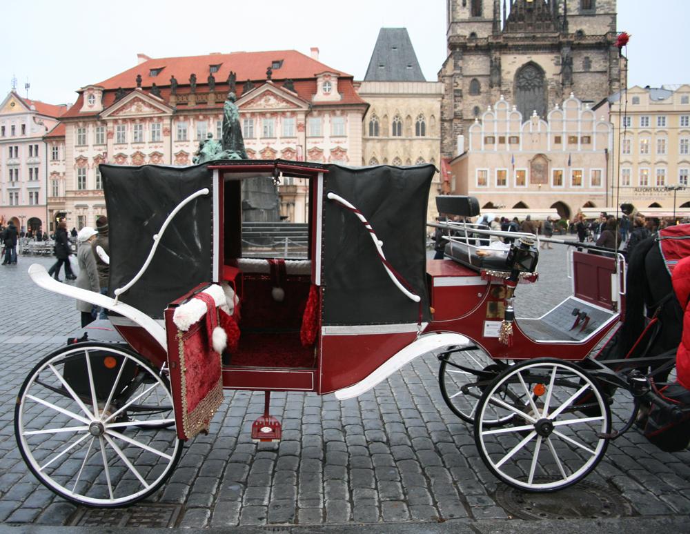 Prague, Staroměstské náměstí