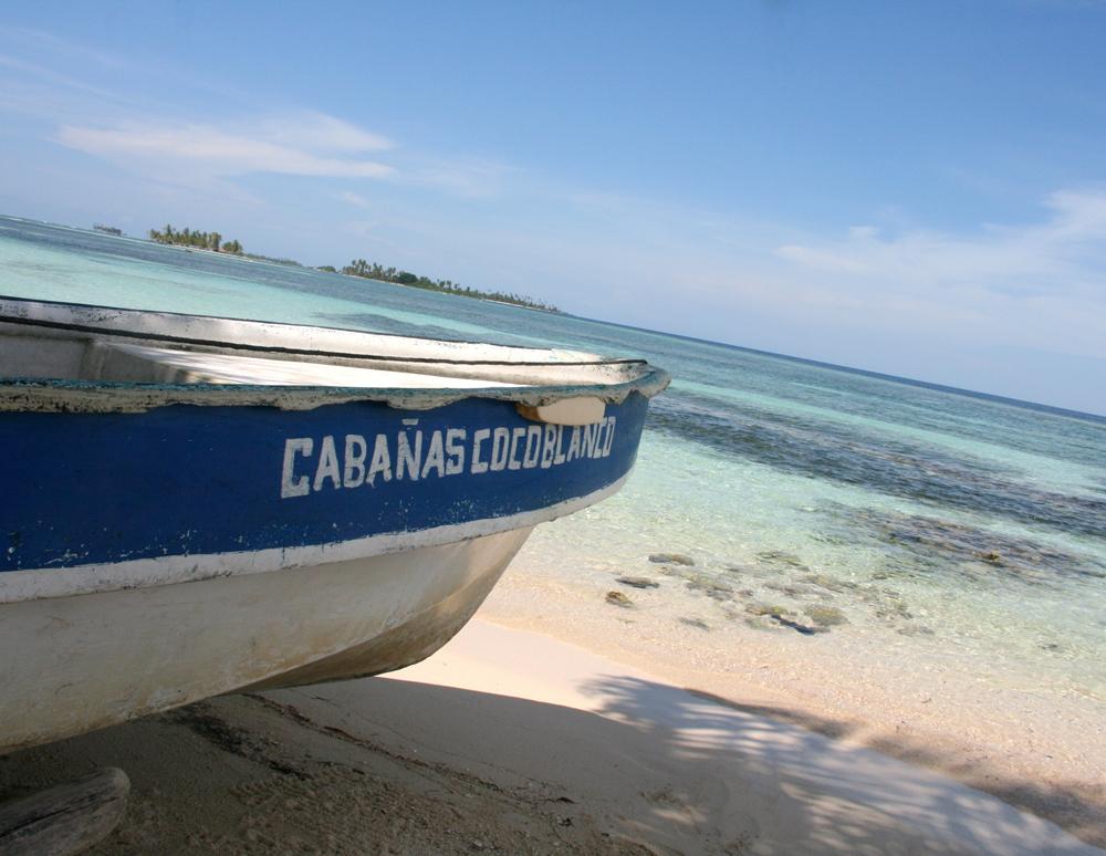 San Blaas, Caban Coco Blanco
