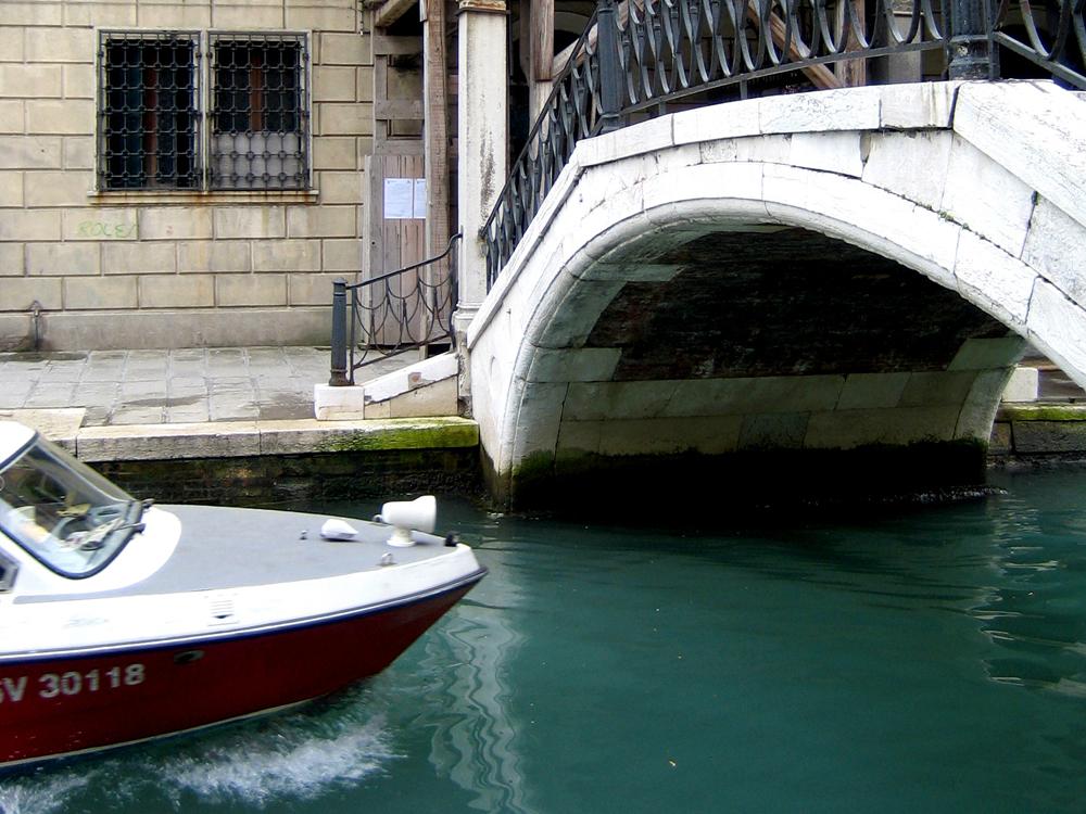 Venise sur l'ile de Murano