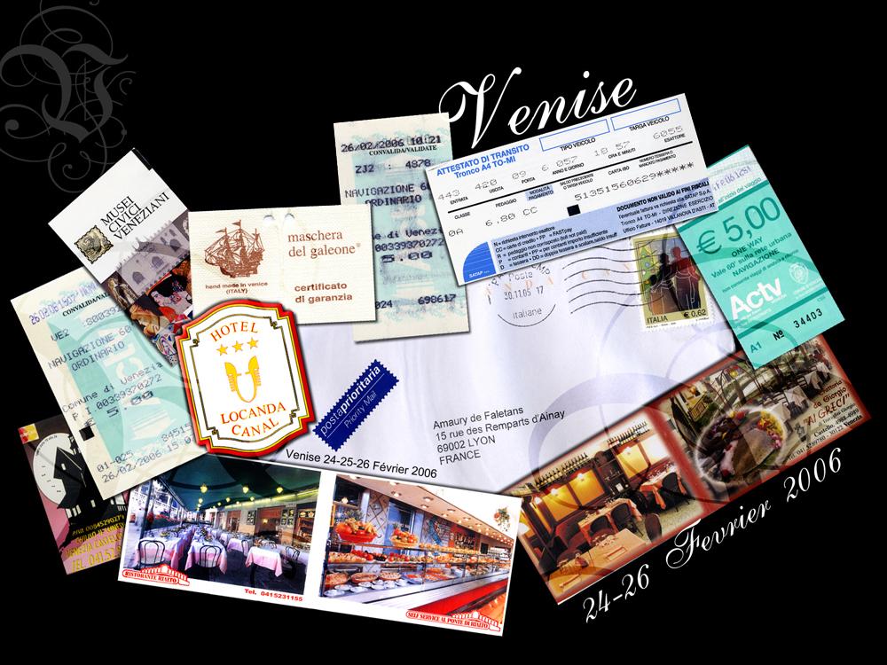 Venise, tickets des visites des musées et autres monuments