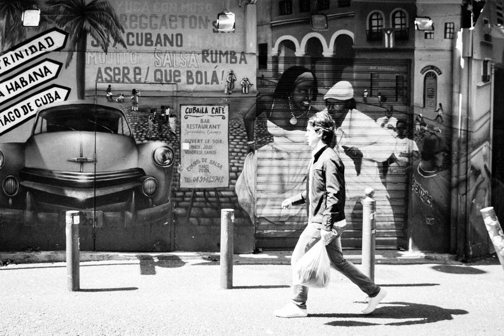 Marseille, Cours Julien, Cubaila Café