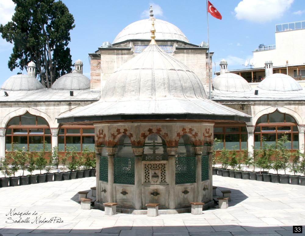Istanbul, Mosquée Sokolu Mehmet Pasa