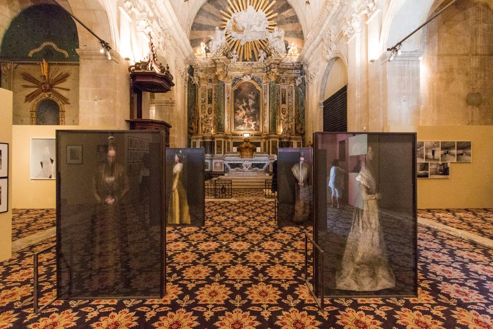 L'Arlésienne Christian Lacroix, Chapelle de la Charité