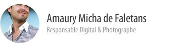 Amaury MICHA de FALETANS