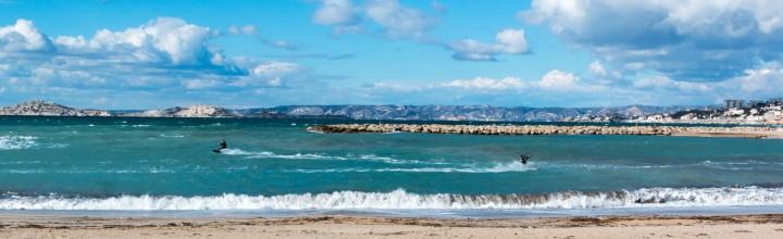 Kitesurf @Marseille