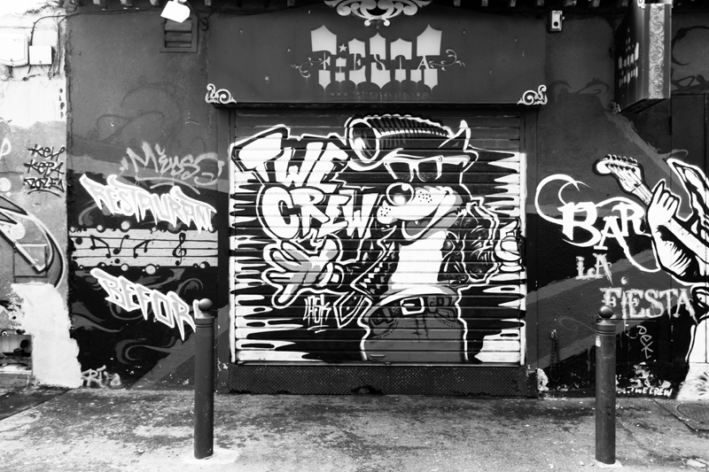 Fiesta / The Crew