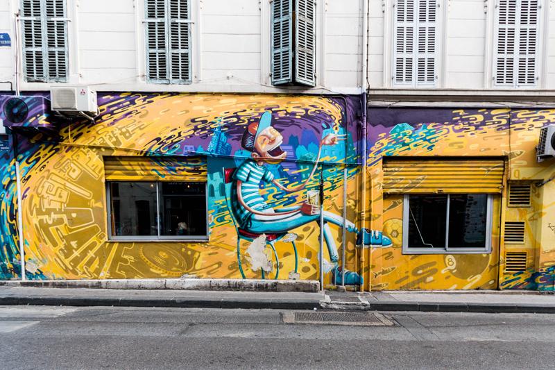 Reflet de Marseille ?