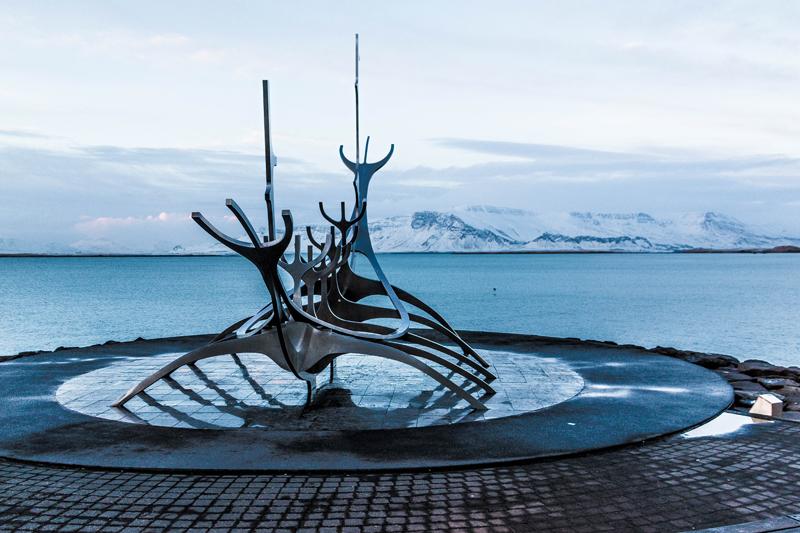 Islande Sólfar