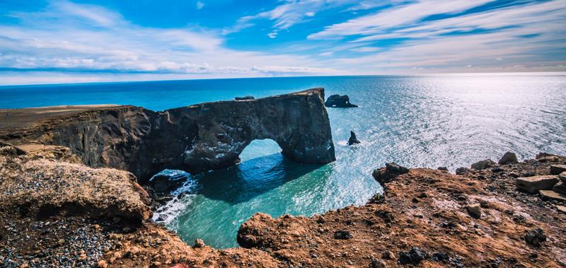 Islande, Dyrhólaey