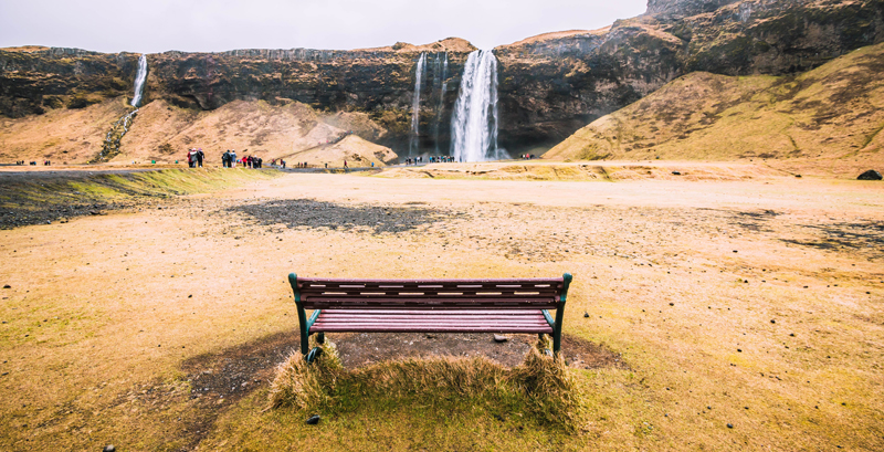 islande, Skógafoss
