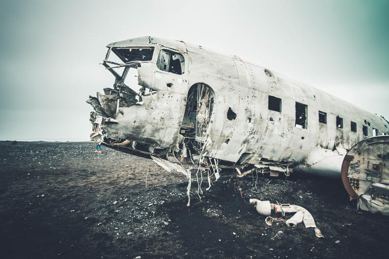 Islande DC3,DC-3