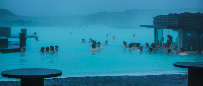 Islande, Lagon Bleu, Blue Lagoon