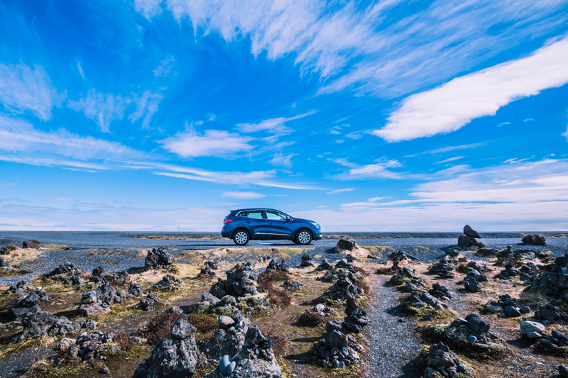 Islande, Renault Kadjar