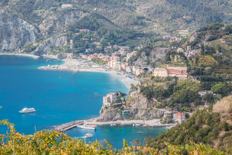 Monterosso, Cinque Terre, Italie