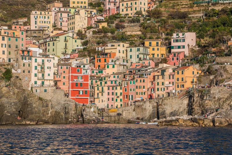 Riomaggiore, Cinque Terre, Italie
